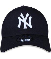bonã© new era 940 snapback new york yankees  azul marinho - azul marinho - masculino - dafiti
