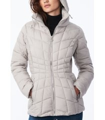 bernardo quilted packable puffer coat