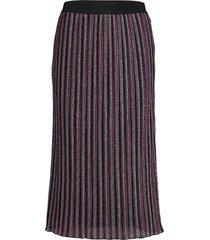 day citylights knälång kjol multi/mönstrad day birger et mikkelsen