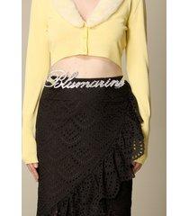 blumarine belt belt women blumarine