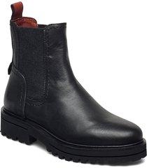 licia 8b shoes chelsea boots svart marc o'polo