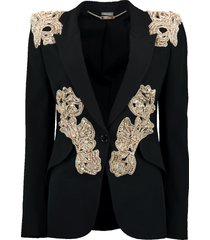 beaded cocktail blazer