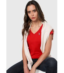 camiseta roja us polo assn