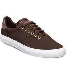 3mc låga sneakers brun adidas performance