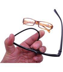 unisex anziani occhiali da lettura in resina ultra leggera hd occhiali da presbiopia