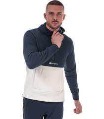 mens half zip sweatshirt