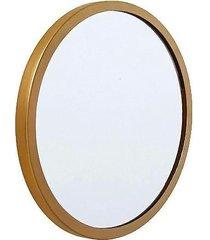 lustro okrągłe 40 cm oslo