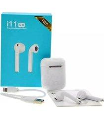 audifonos inhalámbrica i11 touch bluetooth 5.0