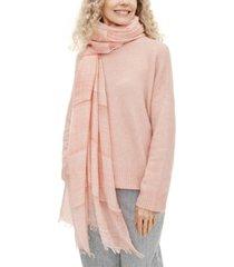 eileen fisher textured scarf