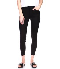 dl1961 florence instasculpt crop skinny jeans, size 25 in hail at nordstrom