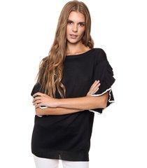 sweater negro laila florence