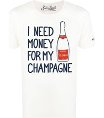 need money for champagne t-shirt