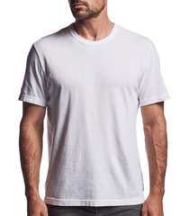 james perse t-shirt white