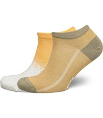 levis low cut color dip 2p ankelstrumpor korta strumpor beige levi´s