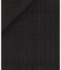 blazer da uomo su misura, carlo barbera, assoluto grigio principe di galles, quattro stagioni | lanieri