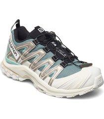 xa pro 3d trellis/bleached sand/tanager shoes sport shoes outdoor/hiking shoes wit salomon