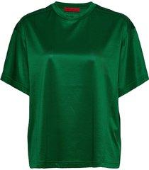 daria blouses short-sleeved grön max&co.