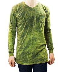 camiseta masculina gola v dixie 11.23.0001