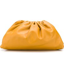 bottega veneta the pouch bag - yellow