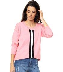 sweater rosa nano