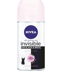 invisible balck&white roll on clear 50ml