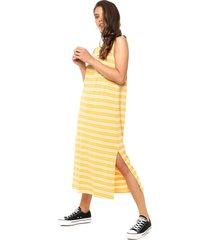 vestido amarillo portsaid amalfi