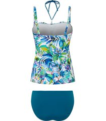tankini xtra life in bandeaumodel van sunflair multicolour