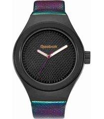 reloj icon moonlight negro reebok