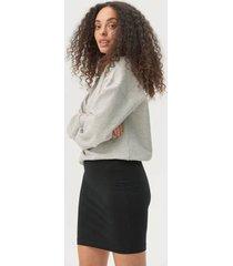 kjol basic short skirt