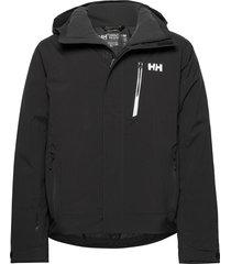 bonanza jacket outerwear sport jackets svart helly hansen