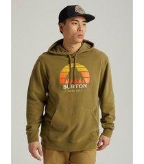 sweater burton men's underhill pullover hoodie