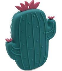 esponja silicona baño cactus salon expert