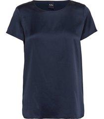 cortona blouses short-sleeved blauw max mara leisure