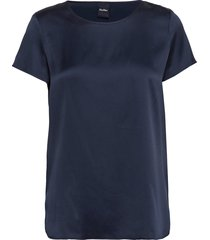 cortona blouses short-sleeved blauw max mara leisure
