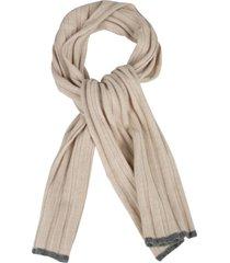 brunello cucinelli pleated scarf
