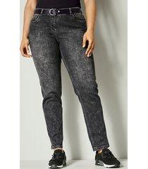 jeans carla slim fit angel of style dark grey