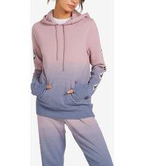 volcom women's vol stone tie dye hoodie