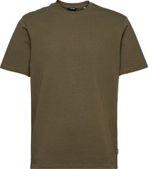 onsanel life reg ss tee t-shirts short-sleeved grön only & sons