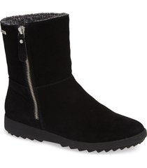 women's cougar vito waterproof bootie, size 10 m - black
