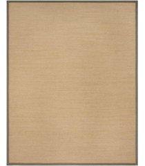 safavieh natural fiber maize and gray 8' x 10' sisal weave area rug