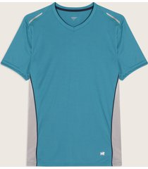 camiseta con cortes laterales-s