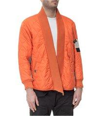 down jacket with asymmetric bottom