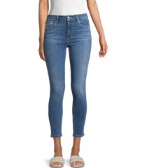 joe's jeans women's high-rise ankle skinny jeans - rennes - size 23 (00)