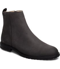alias city hiker suede ankle boot shoes chelsea boots brun royal republiq