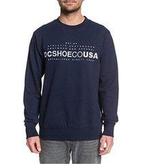 sweater dc shoes shoes hazen edyft03490