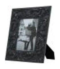 porta-retrato 1 foto 10x15 cm preto