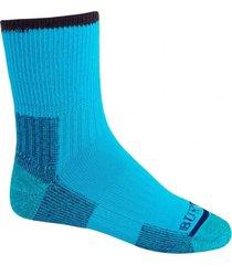 calcetin de ski m wool hiker sock azul burton