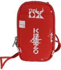 kenzo printed phone shoulder bag