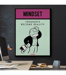 cuadro lienzo tayrona store monopoly - mindset