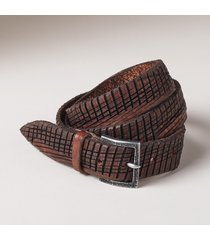 women's codice leather belt
